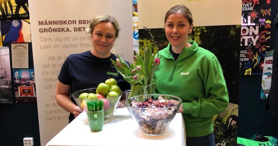 sommarjobb audtion linköping greenlandscaping