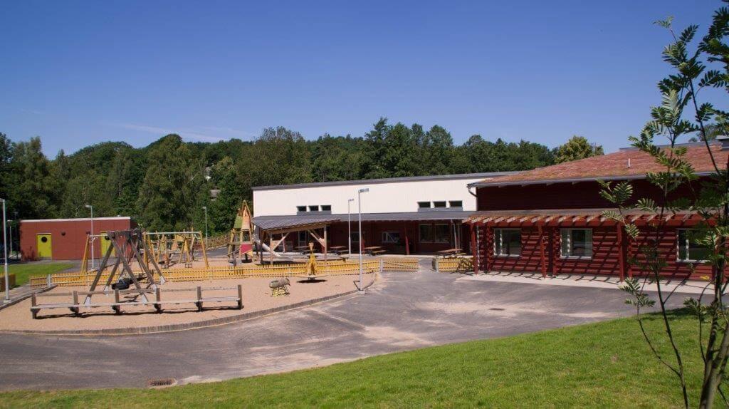 Ingareds nya skola i Alingsås