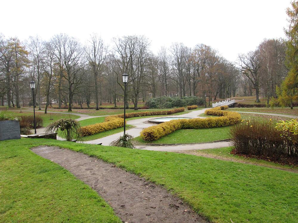 Nolhaga slottspark